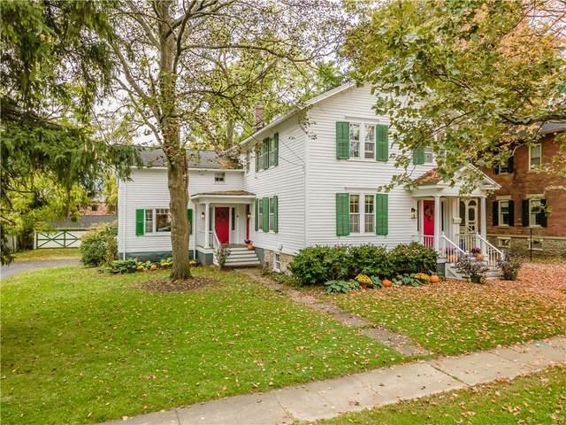 75 Gorham Street, Canandaigua-City, NY 14424 (MLS #R1372968) :: MyTown Realty