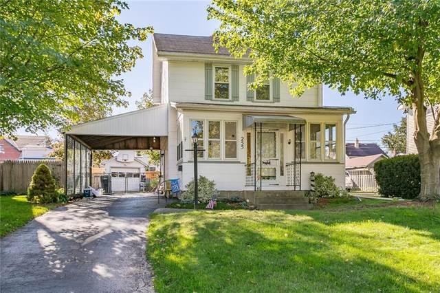 255 Zuber Road, Irondequoit, NY 14622 (MLS #R1373075) :: Serota Real Estate LLC