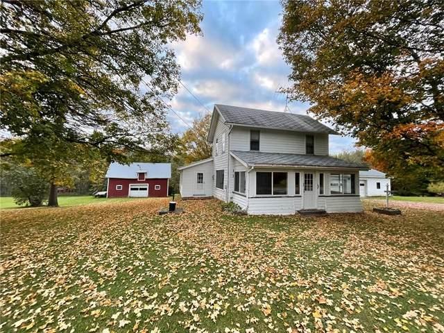 838 Wyoming Road, Covington, NY 14591 (MLS #R1373087) :: Serota Real Estate LLC