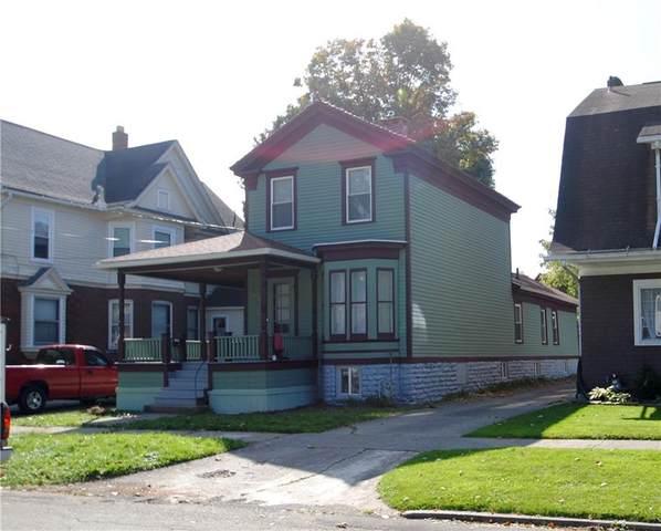 91 Maple Street, Hornell, NY 14843 (MLS #R1373140) :: TLC Real Estate LLC