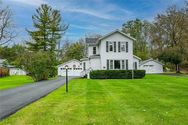 1820 Pioneer Road, Hopewell, NY 14548 (MLS #R1373161) :: MyTown Realty