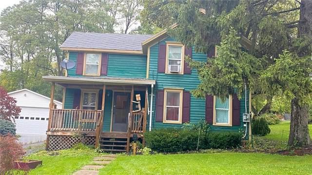 336 North Avenue, Benton, NY 14527 (MLS #R1373167) :: 716 Realty Group