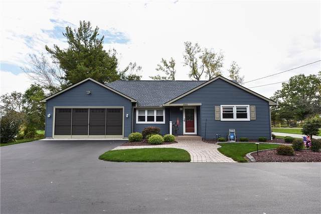 1003 Paul Road, Chili, NY 14624 (MLS #R1373193) :: Lore Real Estate Services