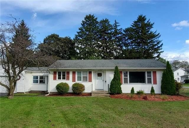 4174 Culver Road, Irondequoit, NY 14622 (MLS #R1373219) :: Serota Real Estate LLC
