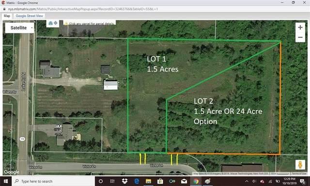 131 Victor Lane Lane, Hamlin, NY 14464 (MLS #R1373268) :: Lore Real Estate Services