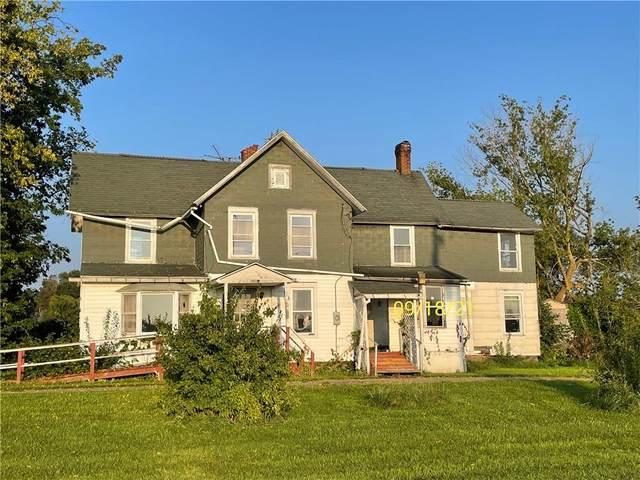 4830 Flat Street, Seneca, NY 14456 (MLS #R1373279) :: Lore Real Estate Services