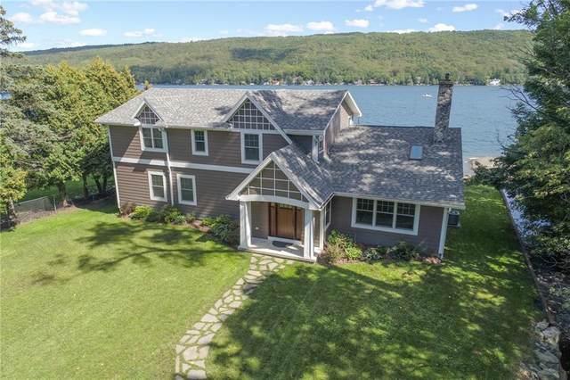 16122 W Lake Road, Pulteney, NY 14418 (MLS #R1373325) :: Serota Real Estate LLC