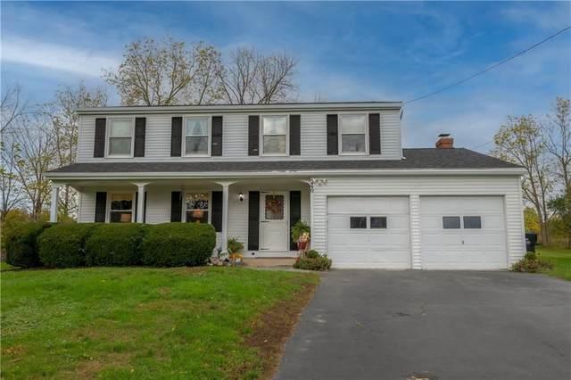 240 Lehigh Station Road, Henrietta, NY 14586 (MLS #R1373407) :: Serota Real Estate LLC