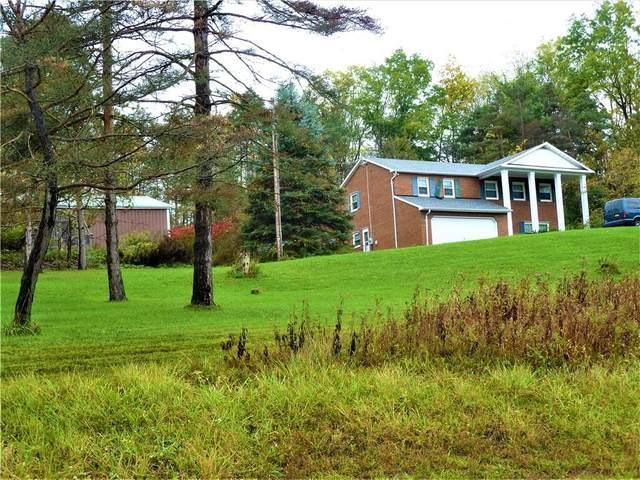 7800 Hallock Road, East Bloomfield, NY 14469 (MLS #R1373424) :: Serota Real Estate LLC