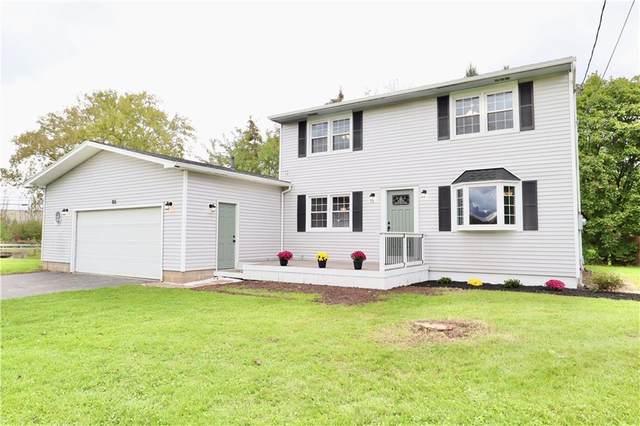 115 Campus Drive, Henrietta, NY 14623 (MLS #R1373451) :: Lore Real Estate Services
