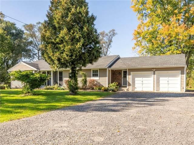 209 Palmer Road, Riga, NY 14428 (MLS #R1373460) :: Serota Real Estate LLC