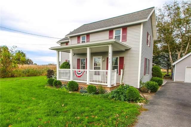 6122 Lake Road S, Sweden, NY 14420 (MLS #R1373518) :: Serota Real Estate LLC