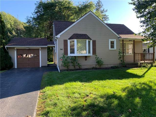 541 Apple Orchard Lane, Webster, NY 14580 (MLS #R1373526) :: MyTown Realty