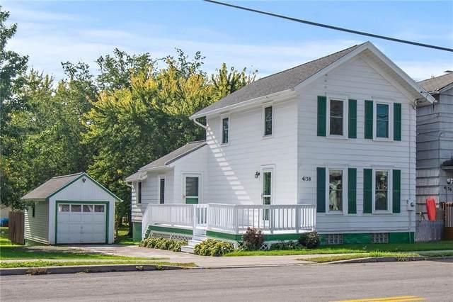 4138 Ridge Road, Williamson, NY 14589 (MLS #R1373549) :: BridgeView Real Estate