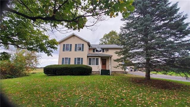 1341 Bankert Road, Phelps, NY 14432 (MLS #R1373553) :: Serota Real Estate LLC