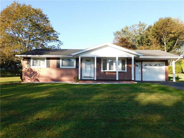 33 Paddy Hill Drive, Greece, NY 14616 (MLS #R1373576) :: Lore Real Estate Services