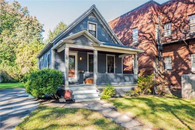 247 Field Street, Rochester, NY 14620 (MLS #R1373674) :: Serota Real Estate LLC