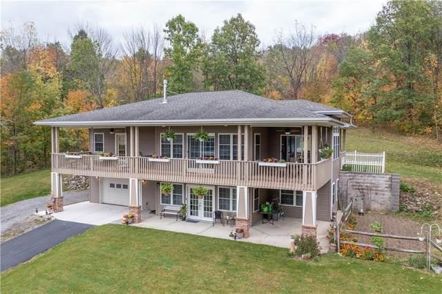 5745 E Lake Rd, Conesus, NY 14435 (MLS #R1373685) :: Serota Real Estate LLC