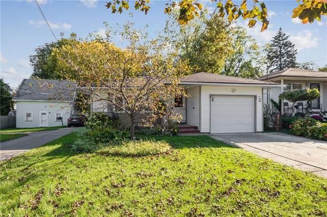 116 Leicestershire Road, Irondequoit, NY 14621 (MLS #R1373708) :: Serota Real Estate LLC