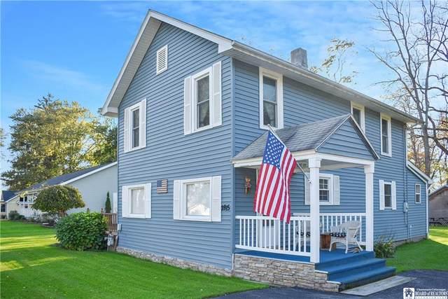 2815 West Avenue, Ellery, NY 14742 (MLS #R1373799) :: Serota Real Estate LLC