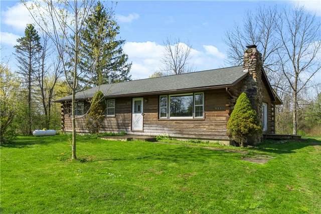 5321 Steele Road, Sodus, NY 14551 (MLS #R1373811) :: Serota Real Estate LLC