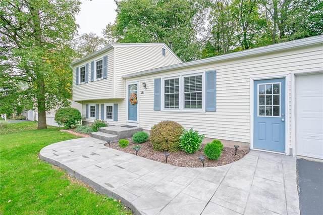 16 Hartwood Drive, Henrietta, NY 14623 (MLS #R1373825) :: Serota Real Estate LLC