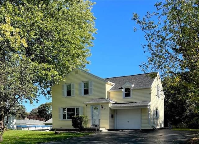 28 Morncrest Drive, Gates, NY 14624 (MLS #R1373856) :: BridgeView Real Estate