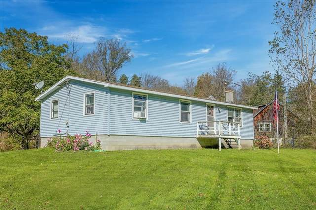 10374 Bethany Townline Road, Alexander, NY 14005 (MLS #R1373884) :: Serota Real Estate LLC
