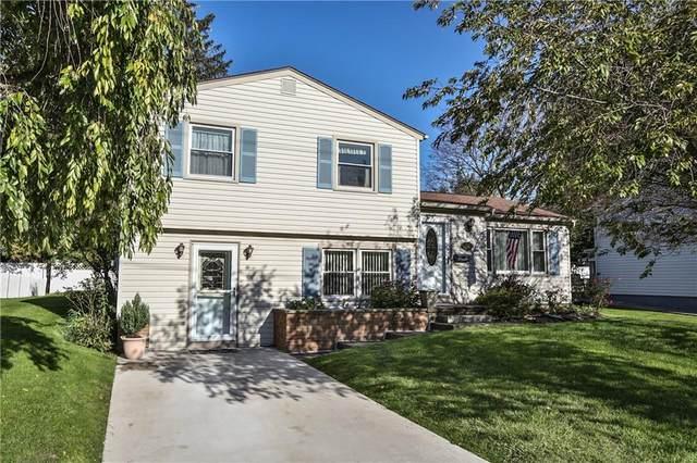 16 Circle Drive, Canandaigua-City, NY 14424 (MLS #R1373886) :: MyTown Realty