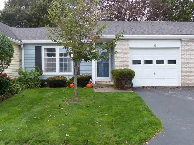 19 Springwood Drive, Webster, NY 14580 (MLS #R1373956) :: BridgeView Real Estate