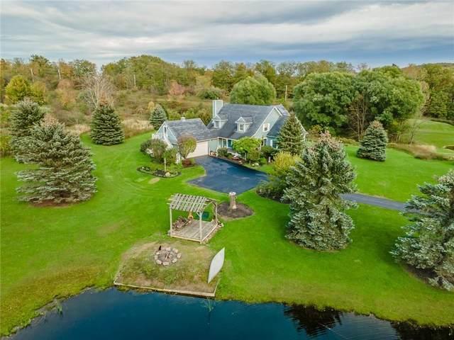 4061 Whitetail Drive, Bristol, NY 14424 (MLS #R1373960) :: Serota Real Estate LLC