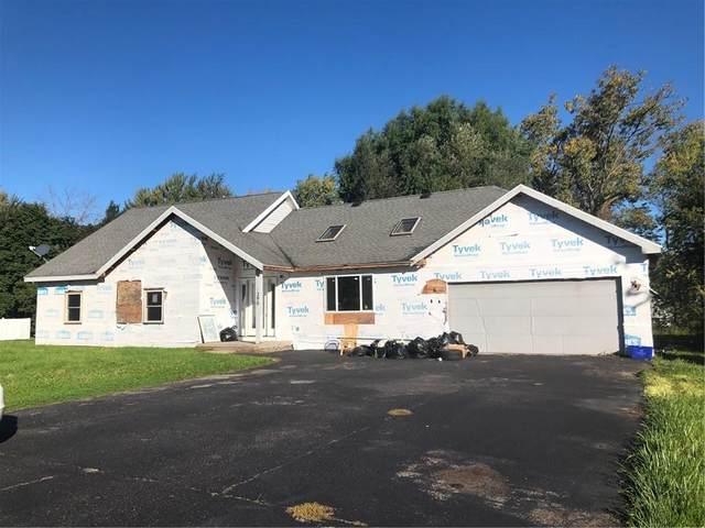 290 Ogden Parma Town Line Road, Parma, NY 14559 (MLS #R1373963) :: Serota Real Estate LLC