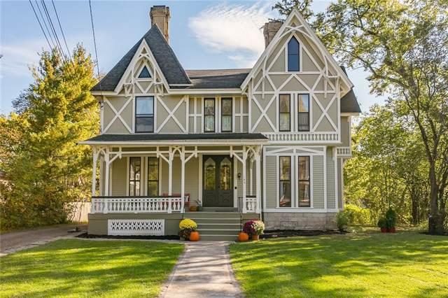 143 Howell Street, Canandaigua-City, NY 14424 (MLS #R1373991) :: MyTown Realty
