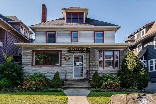 1039 Monroe Avenue, Rochester, NY 14620 (MLS #R1374042) :: Serota Real Estate LLC