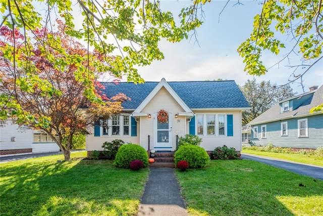 51 Cambria Road, Irondequoit, NY 14617 (MLS #R1374086) :: Serota Real Estate LLC