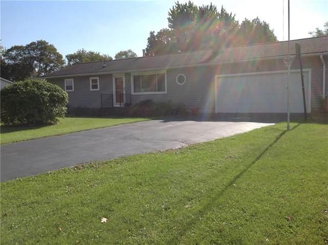 174 Down Street, Henrietta, NY 14623 (MLS #R1374090) :: Serota Real Estate LLC