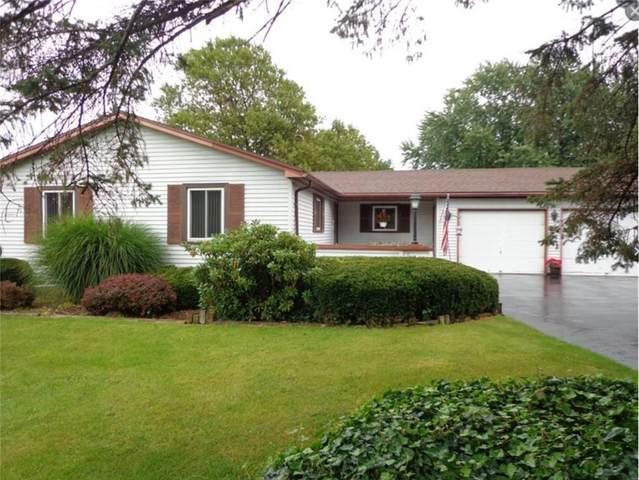 98 Spencer Road, Parma, NY 14468 (MLS #R1374123) :: Serota Real Estate LLC