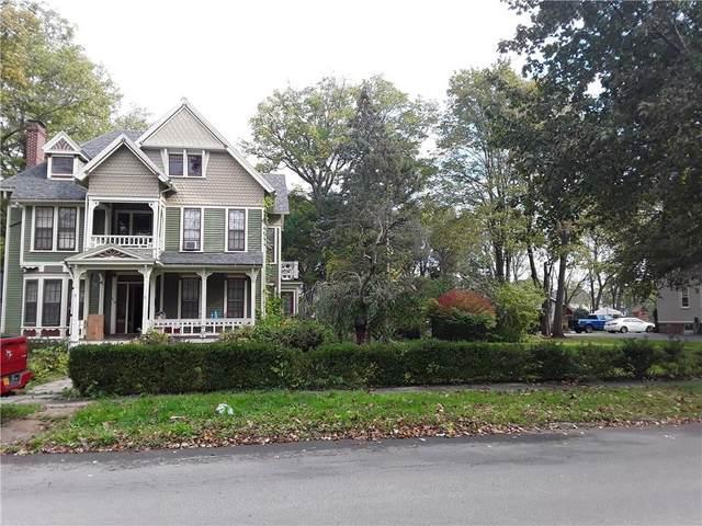 512 East Avenue, Arcadia, NY 14513 (MLS #R1374139) :: Thousand Islands Realty