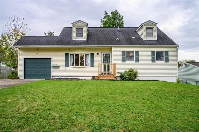 15 Brandywine Terrace, Henrietta, NY 14623 (MLS #R1374155) :: Serota Real Estate LLC