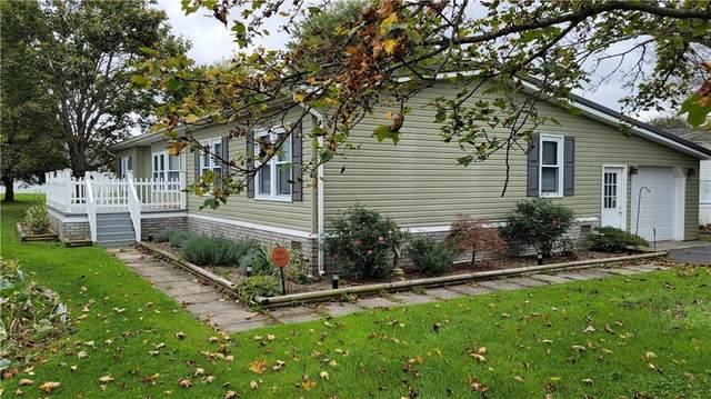 6349 Murphy Drive, Victor, NY 14564 (MLS #R1374212) :: Serota Real Estate LLC