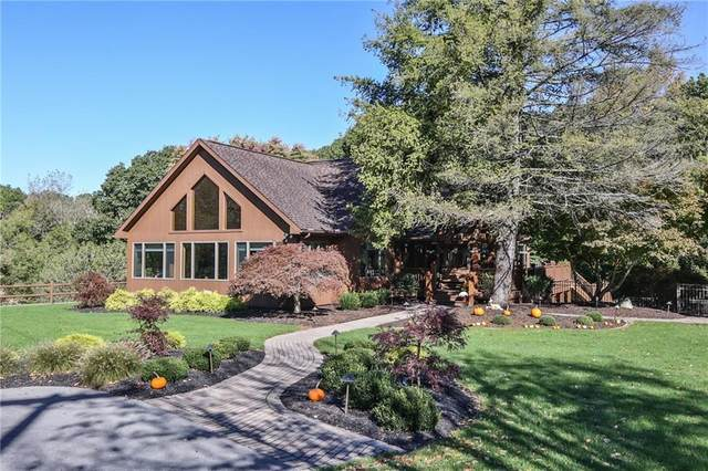 2334 Old Browncroft Boulevard, Penfield, NY 14625 (MLS #R1374296) :: Serota Real Estate LLC