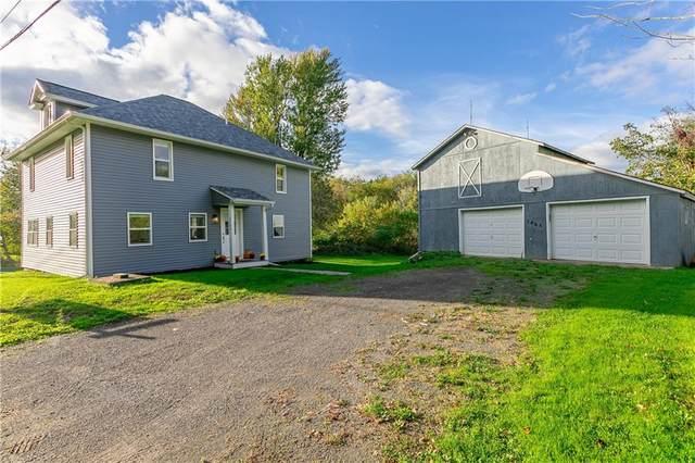 3465 Eddy Road, Williamson, NY 14505 (MLS #R1374374) :: BridgeView Real Estate