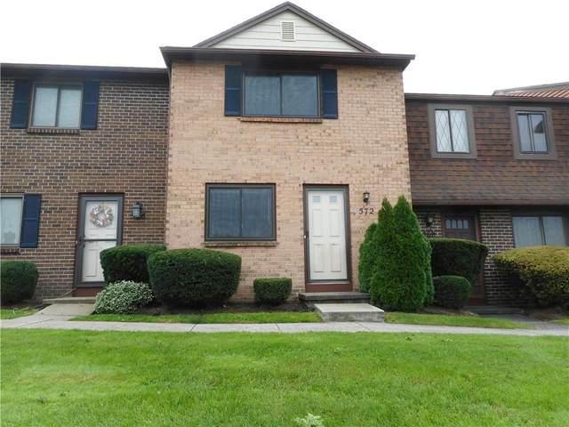 572 Surrey Hill, Henrietta, NY 14623 (MLS #R1374403) :: Serota Real Estate LLC