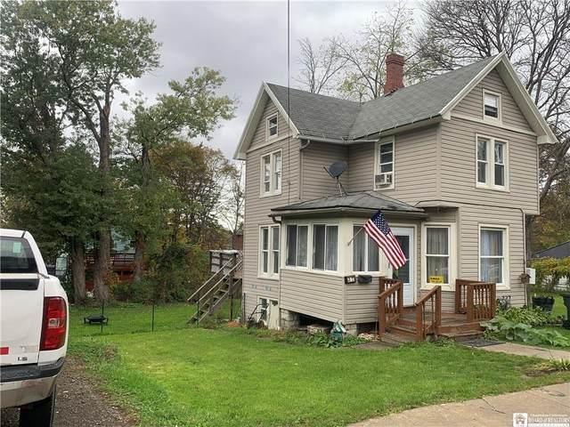 27 Eagle Street, Jamestown, NY 14701 (MLS #R1374429) :: Thousand Islands Realty