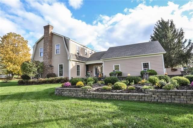 11 Kingsbridge Lane, Mendon, NY 14506 (MLS #R1374458) :: Serota Real Estate LLC