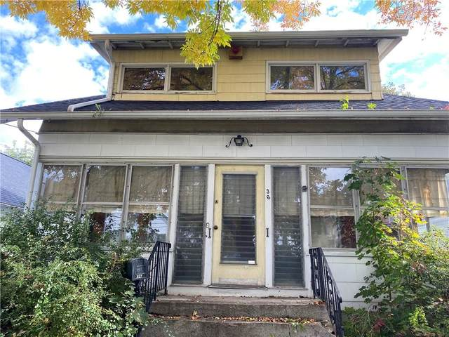 36 Brookhaven Ter, Rochester, NY 14621 (MLS #R1374528) :: Serota Real Estate LLC