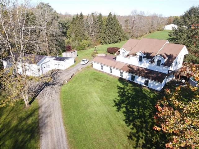 4201 Cauwels Road, Arcadia, NY 14505 (MLS #R1374581) :: Serota Real Estate LLC