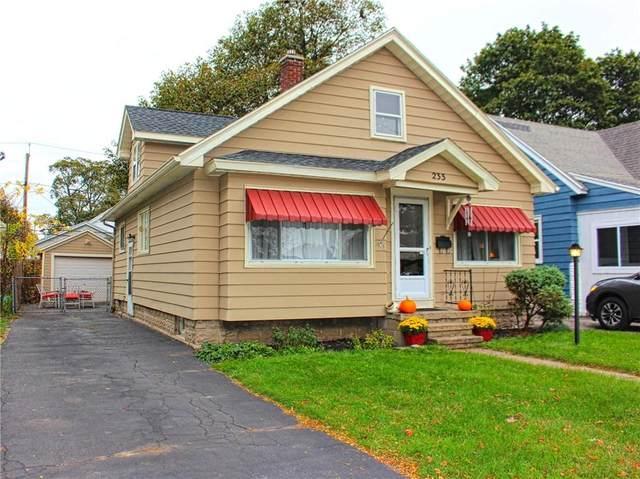 233 Willis Avenue, Greece, NY 14616 (MLS #R1374628) :: Serota Real Estate LLC