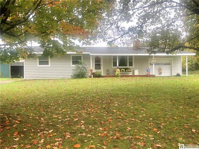 8188 Campbell Road, Portland, NY 14769 (MLS #R1374743) :: Serota Real Estate LLC