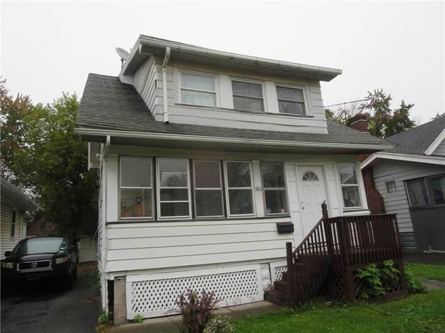 380 Westfield Street, Rochester, NY 14619 (MLS #R1374874) :: Lore Real Estate Services